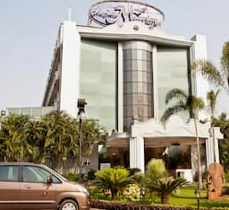 New Marrion Hotel, Bhubaneshwar